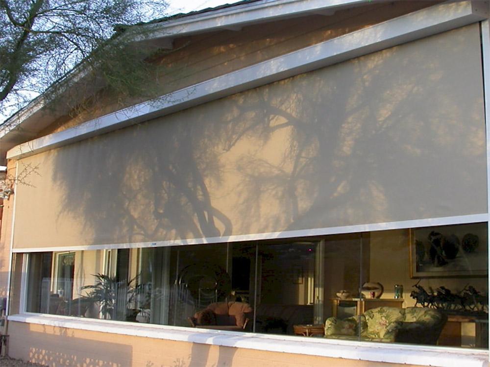 Рулонные шторы 200 м2.