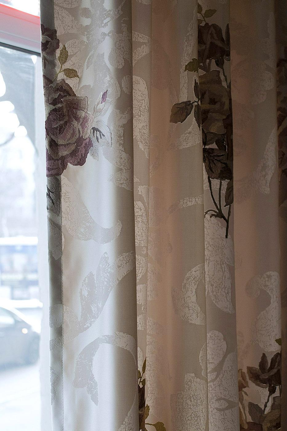 Салон штор в Санкт-Петербурге.