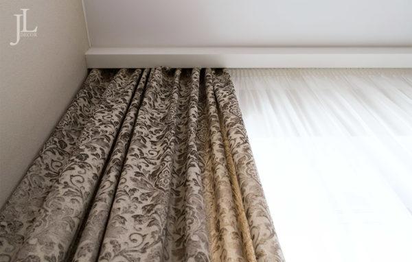 Тяжелые шторы
