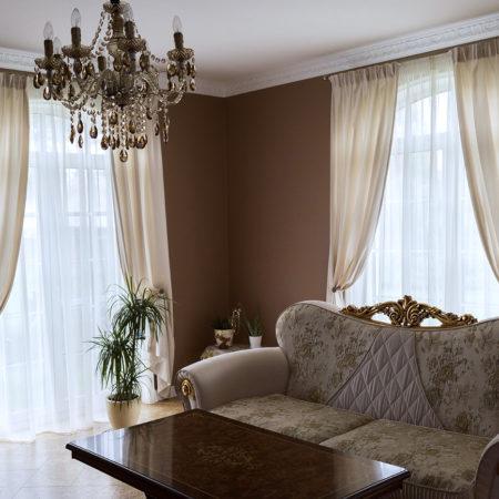 дизайн штор для дома