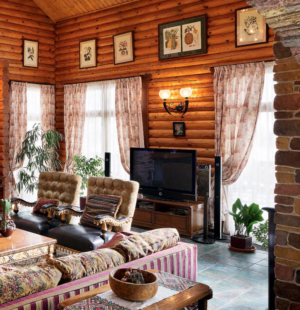зубной ряд, шторы на даче в деревянном доме фото считаю, что